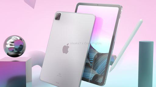 iPad Pro 2021: renderização mostra módulo de câmera e indica poucas mudanças