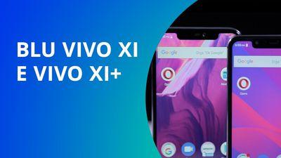 BLU Vivo XI e Vivo XI+: carregamento por indução em modelo intermediário