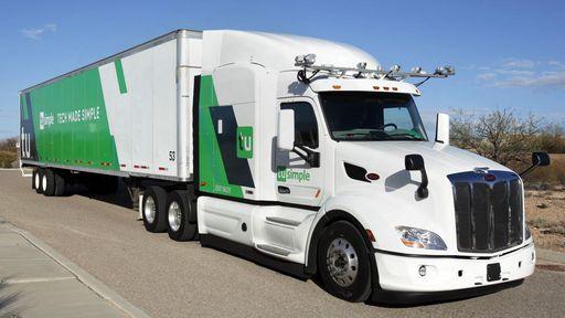 China vai botar 5 mil caminhões autônomos para rodar sozinhos no país