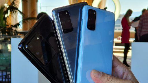 Galaxy S20 com Exynos tem autonomia menor, apesar de negativas da Samsung