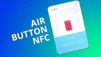 Adicione botões de atalho ao seu Android com NFC - Air Button