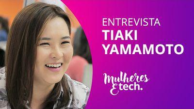 Tiaki Yamamoto, consultora da Orange Business Services  [Mulheres & Tech]