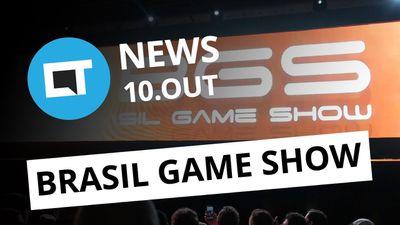 Galaxy A9 com 4 câmeras; Asus ROG chega em breve; Brasil Game Show e + [CT News]