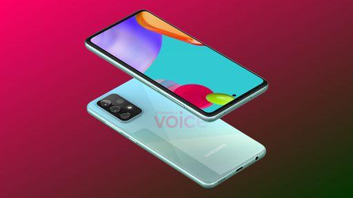 Galaxy A52 terá recurso de tela de celular topo de linha, aponta vazamento