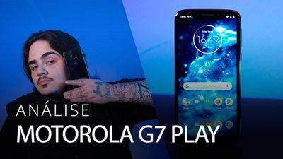 Moto G7 Play: o novo Moto E, mas disfarçado [Análise completa]