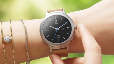 Rumor   Novo smartwatch da LG foi exibido a portas fechadas na MWC 2018