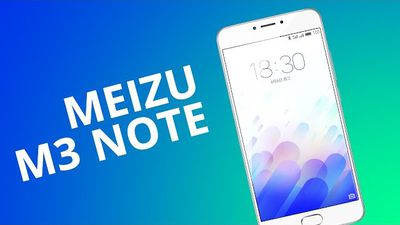Meizu M3 Note [Análise / Review]