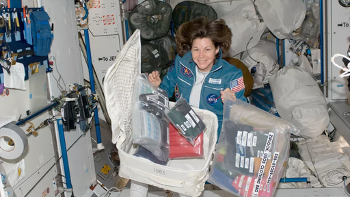 Sabão em pó criado para uso no espaço será testado na ISS em 2022