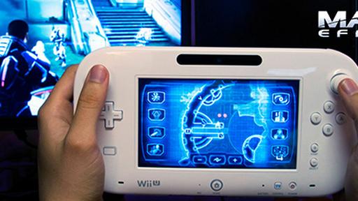 Wii U: Saiba como funcionarão os controles via gamepad de Mass Effect 3
