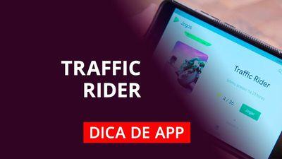 #DicaDeAPP | Traffic Rider, o Motoboy de bolso