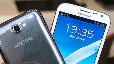 Samsung apresenta o Galaxy Note II, ainda maior que a primeira versão