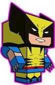 Wolverine Papercraft