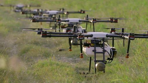 EUA exigirão que drones transmitam sua localização em tempo real