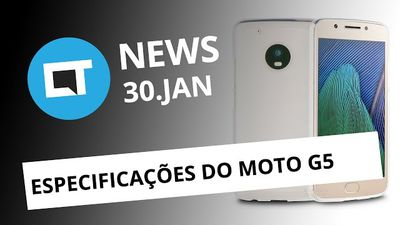 Preço e specs do Moto G5 e G5 Plus, Blackberry Mercury e Galaxy S8 [CTNews]