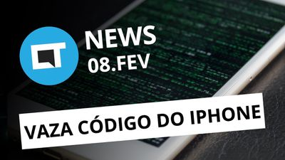 Parte do código-fonte do iPhone vaza na internet; Videogame próprio do Google e