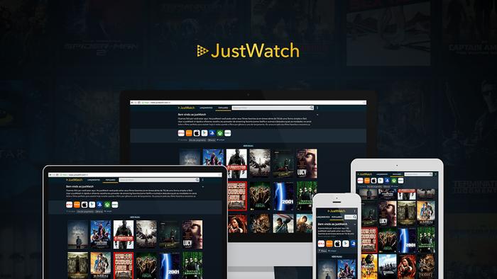 JustWatch: app indica em qual plataforma streaming um filme