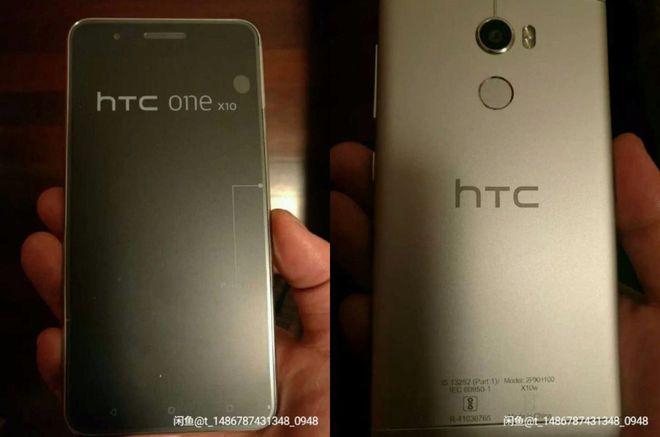 Imagens vazadas na rede social chinesa Weibo mostram o que aparentemente é o HTC One X10. Aparelho pode ser anunciado na MWC 2017 e chegar ainda neste primeiro trimestre