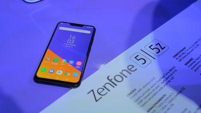 Zenfone 5, 5Z, Selfie Pro e Max Pro M1 chegam ao Brasil