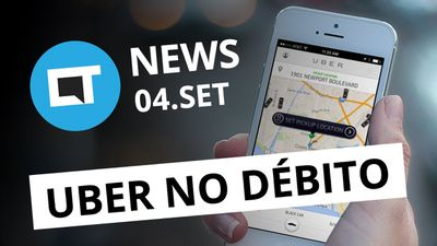 Corridas do Uber no débito; Novos recursos no Telegram e+ [CT News]
