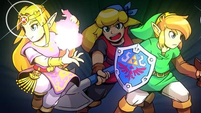 Nintendo chama estúdio indie para lançar novo jogo da franquia Zelda