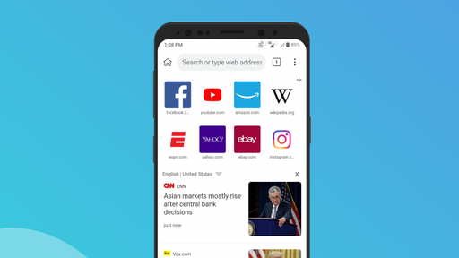 Kiwi Browser   Um navegador leve, cheio de recursos e open source [análise]