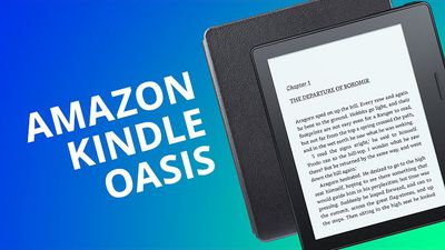 Amazon Kindle Oasis [Análise]