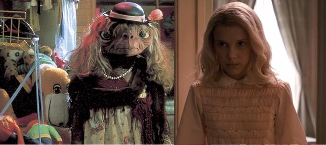 ET e Eleven