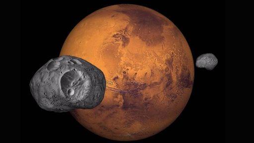 Japão avança na missão de pousar uma sonda em Fobos, lua de Marte