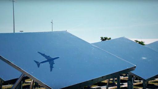 Querosene produzido com luz solar pode abastecer aviões e navios