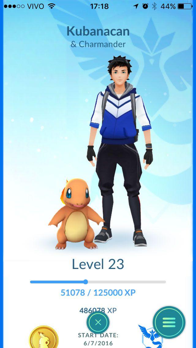Pokémon GO Buddy