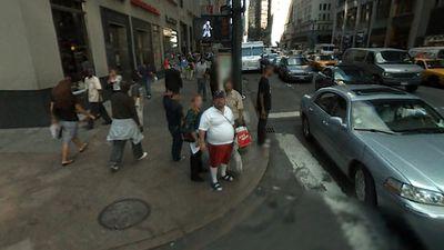 30 imagens bizarras do Google Street View e Google Maps