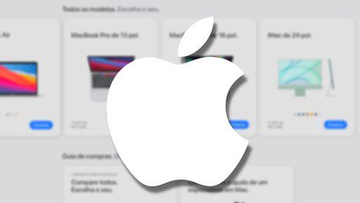 Apple Store sai do ar por uns instantes e volta de cara nova; veja o que mudou