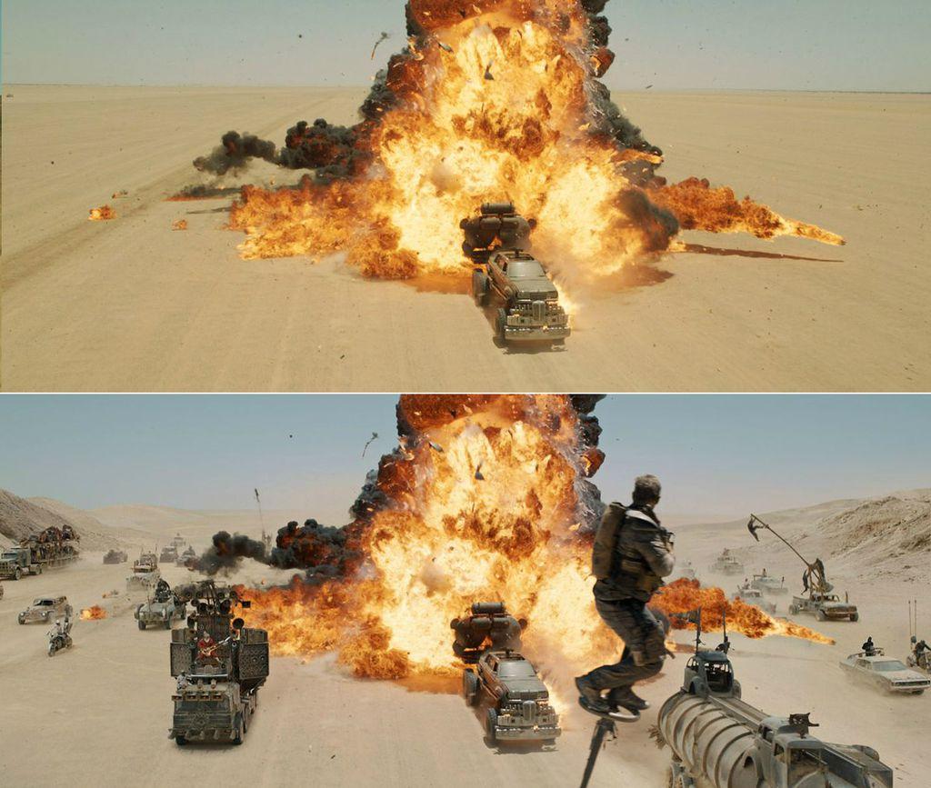 Mad Max FX