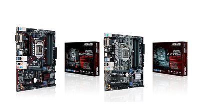 ASUS lança novas placas-mães compatíveis com chips de 7ª geração da Intel