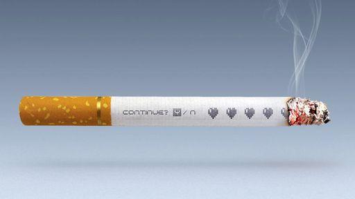 Cigarro gamer: nada de jogos para fumantes!