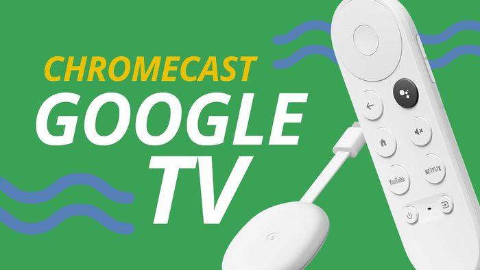 NOVO CHROMECAST com CONTROLE e GOOGLE TV, vale a pena? - Vídeos - Canaltech