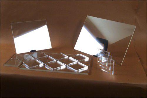 Alumínio transparente