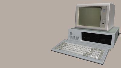 Precursor da computação pessoal, IBM Model 5150 completa 37 anos no domingo (12)