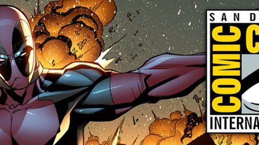 Deadpool foi a alma da Comic-Con 2012