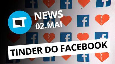 Novidades da Facebook F8; Oculus Go é lançado por US$ 199 e + [CT News]