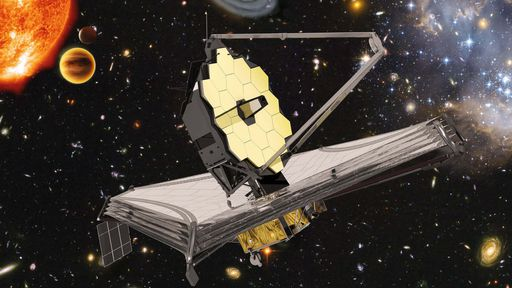 Como o telescópio James Webb investigará os mistérios de Júpiter e suas luas