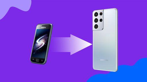 Do Galaxy S1 ao S21: relembre todos os modelos da principal linha da Samsung