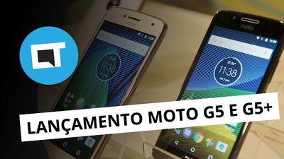 Tudo o que rolou no evento de lançamento do Moto G5