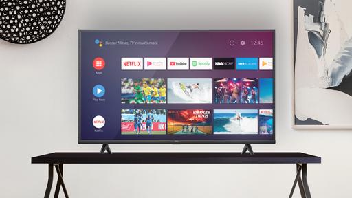 TCL lança no Brasil nova smart TV 4K de entrada com Android TV