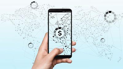 Foto mostra suposto Galaxy S10 com carteira de criptomoedas em blockchain