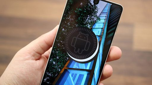 Essential Phone acaba de receber o Android Oreo 8.1