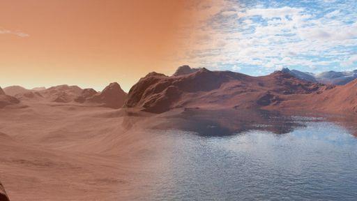 Novas fotos da NASA tornam ainda mais fortes evidências de rios antigos em Marte