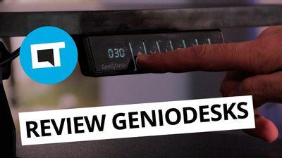 GenioDesk: monte seu setup com regulagem elétrica de altura