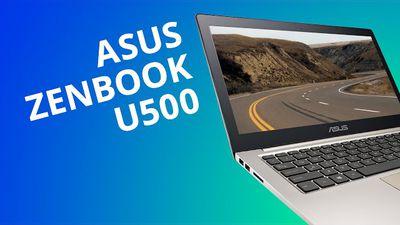 ASUS Zenbook U500, o super Ultrabook de R$ 8.000,00 [Análise]