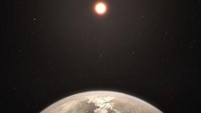 Astrônomos descobrem exoplaneta próximo à Terra que pode abrigar vida